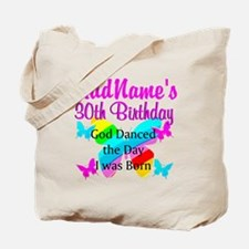 BLESSED 30TH Tote Bag