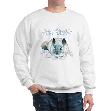Chin Cute Sweatshirt