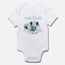 Chin Cute Infant Bodysuit