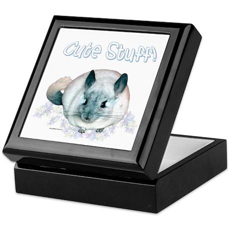 Chin Cute Keepsake Box