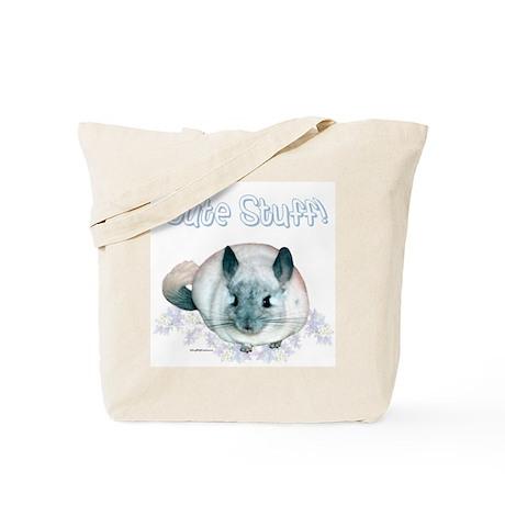 Chin Cute Tote Bag