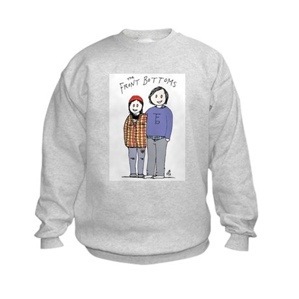 CafePress The Front Bottoms Sweatshirt