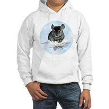 Chin Lily Blue Jumper Hoody