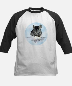 Chin Lily Blue Tee