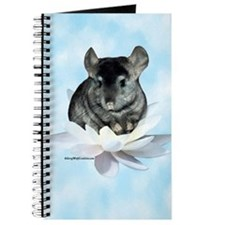 Chin Lily Blue Journal