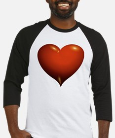 Heart of Love Baseball Jersey