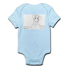 N Lookover Infant Bodysuit