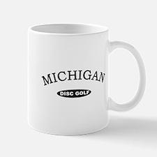 Michigan Disc Golf Mug