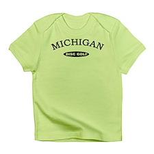 Michigan Disc Golf Infant T-Shirt