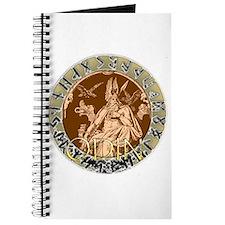 Odin god of hunting Journal