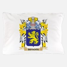 Boscos Coat of Arms - Family Crest Pillow Case