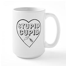 STUPID CUPID Mugs
