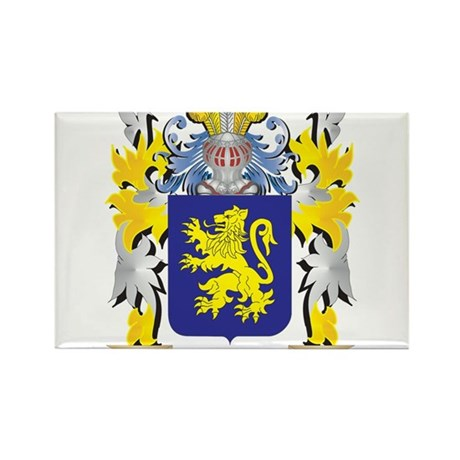 Boscos Coat of Arms - Family Crest Magnets