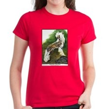 Chinese Crested Painting Tee