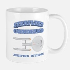 Starfleet Auditing Division Mug