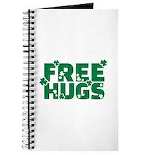 Free hugs shamrock Journal