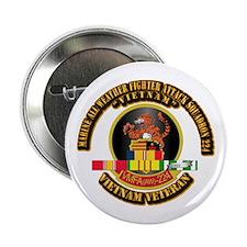 "USMC - VMFA(AW) - 224 w VN SVC Ribbon 2.25"" Button"