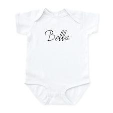 BELLA Italian for Beautiful Baby Onesie