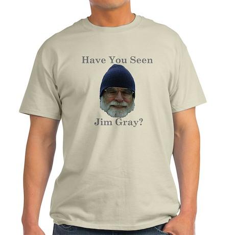 Jim Gray - Light T-Shirt