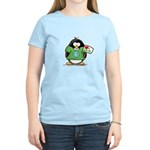 Love Earth Penguin Women's Light T-Shirt