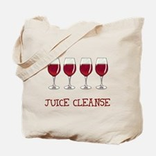 Juice Cleanse Juice Diet Tote Bag