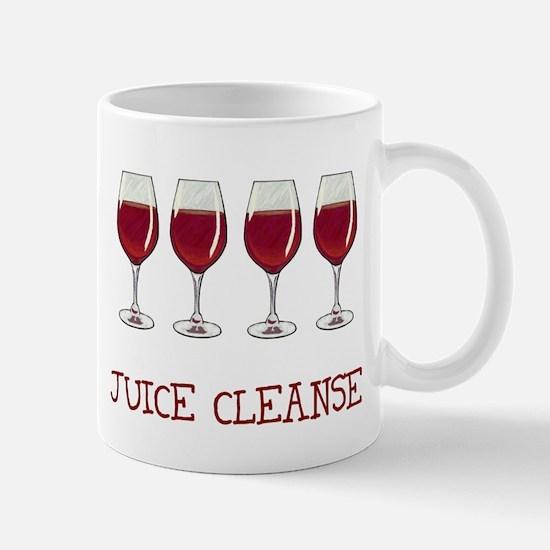 Juice Cleanse Juice Diet Mug