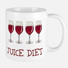 Juice Cleanse Juice Diet Mug