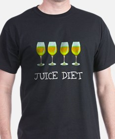 Juice Cleanse Juice Diet T-Shirt