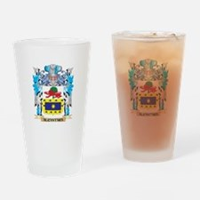 Alcantara Coat Of Arms Drinking Glass