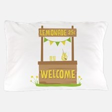 Lemonade Welcome Pillow Case