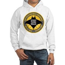 Detroit Techno Militia Jumper Hoody (white)