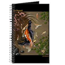 Koi Mermaid Journal