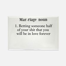 Marriage Definition Magnets