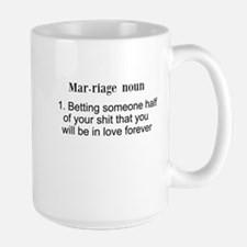 Marriage Definition Mugs