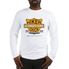 Hiker Chick-HD Long Sleeve T-Shirt