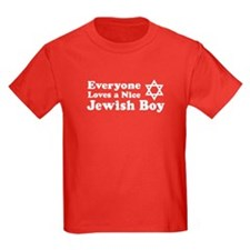 Everyone Loves a Nice Jewish T