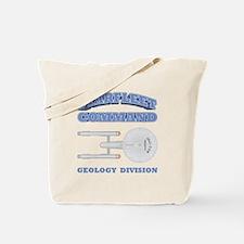 Starfleet Geology Division Tote Bag