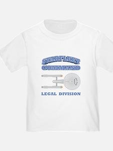 Starfleet Legal Division T