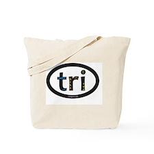 Tri Design Tote Bag