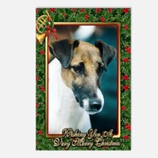Smooth Fox Terrier Dog Ch Postcards (Package of 8)