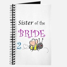 Sister of the Bride to Bee Journal