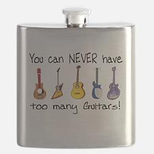 Too many guitars Flask