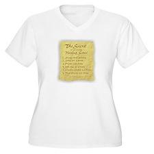 The Secret to Nursing School T-Shirt