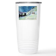 Joyous Christmas Greeti Travel Mug