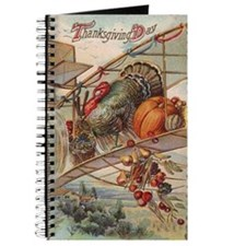 Thanksgiving Greetings Journal