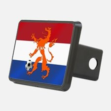 Netherlands Soccer Hitch Cover