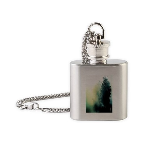 frostbite Flask Necklace