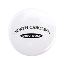 "North Carolina Disc Golf 3.5"" Button"