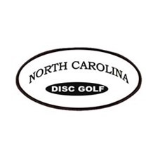 North Carolina Disc Golf Patches
