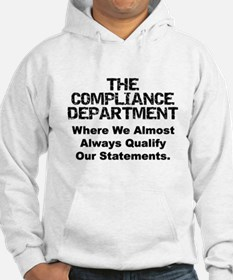 Qualified Compliance Hoodie